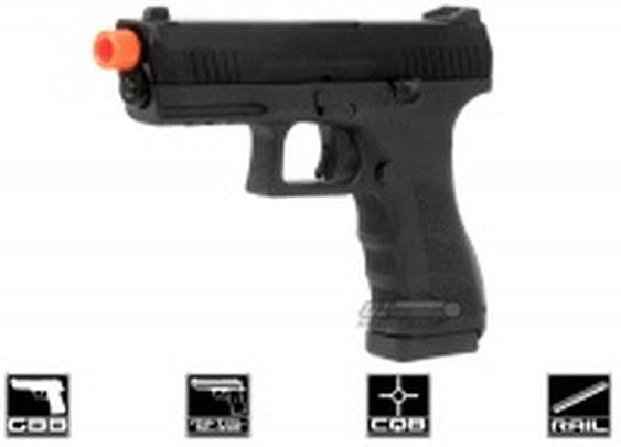 KWA Full Metal ATP NS2 GBB Airsoft Gun ( Version 2 )