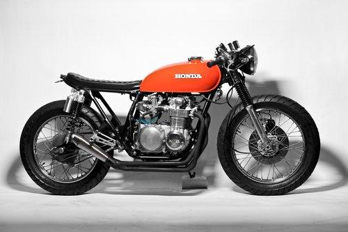 1971 Honda CB500 — The Man's Man
