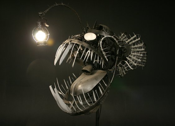 Angler Fish Lamp | That Should Be Mine