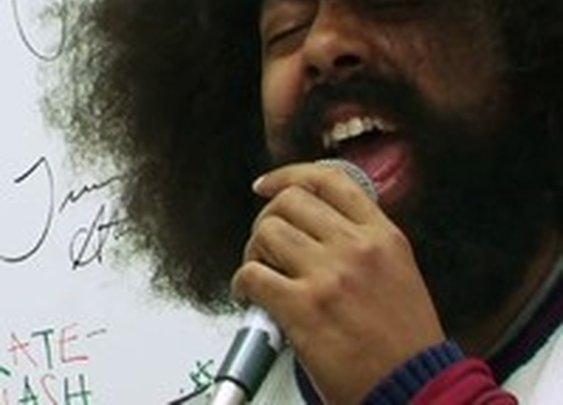 Reggie Watts covers Van Halen | Music | A.V. Undercover 2012 |    The A.V. Club