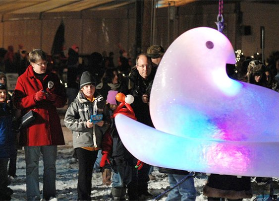 36 Bizarre Things Ceremonially Dropped on New Year's Eve - Mental Floss