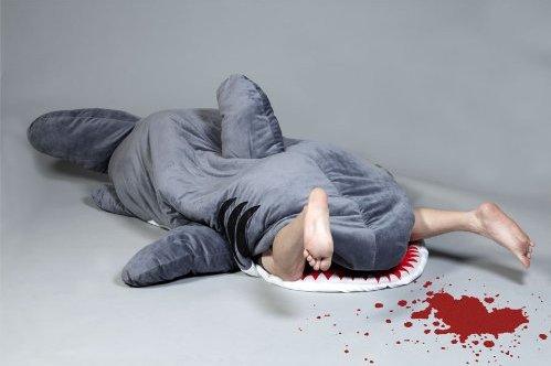 Shark Sleeping Bag | That Should Be Mine