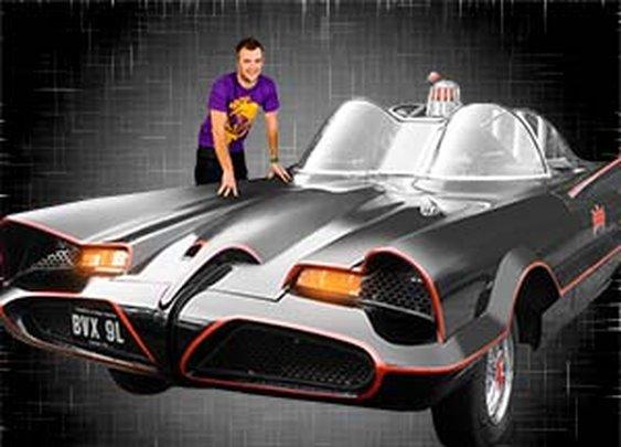 Replica Batmobile