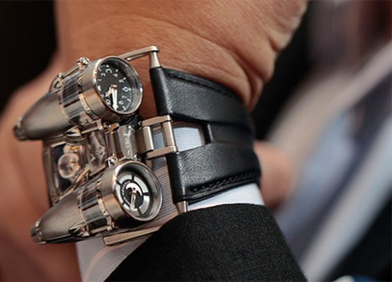 MB&F HM4 ThunderBolt Watch | That Should Be Mine