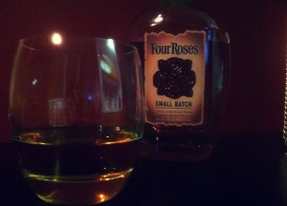 Four Roses Small Batch Bourbon Whiskey | American Whiskey | The Trot Line