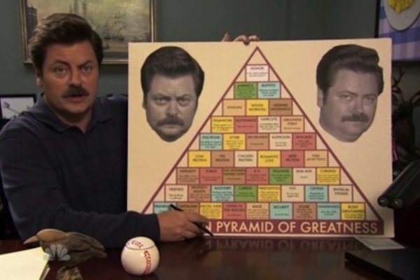The Teachings of Ron Swanson: 25 Quotes to Live By  –  Flavorwire