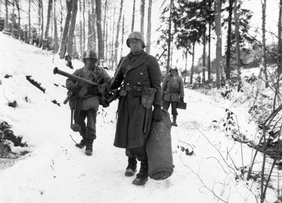 NUTS! Why Remembering Christmas 1944 Can Change Your Life   The Art of Manliness