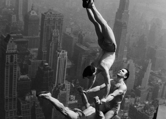 Vintage Acrobatic Insanity