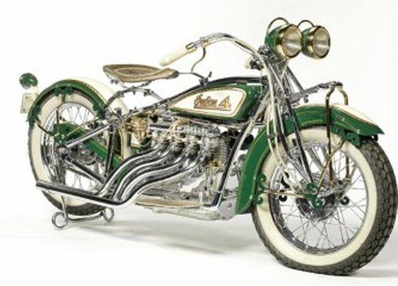 Indian 4 Renegade Custom