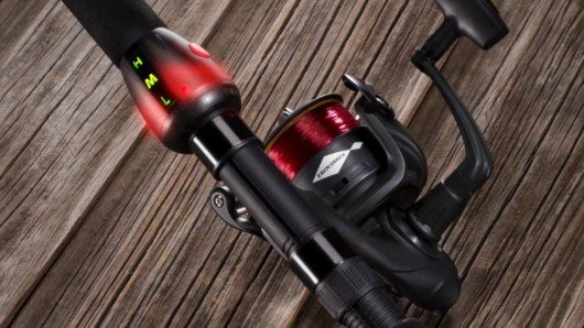 A computerized fishing rod – sure, why not?