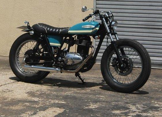 Kawasaki TR250
