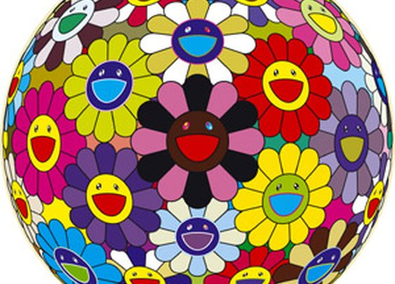 Takashi Murakami artworks