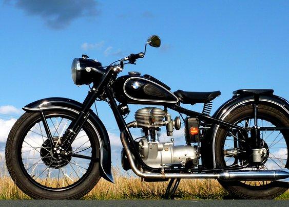 1950 BMW R25