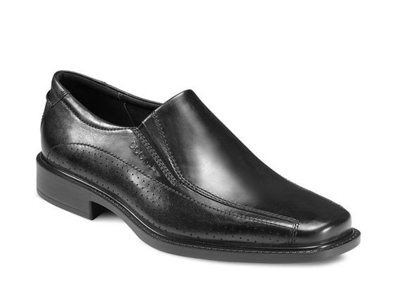 ECCO New Jersey Perforated Slip On
