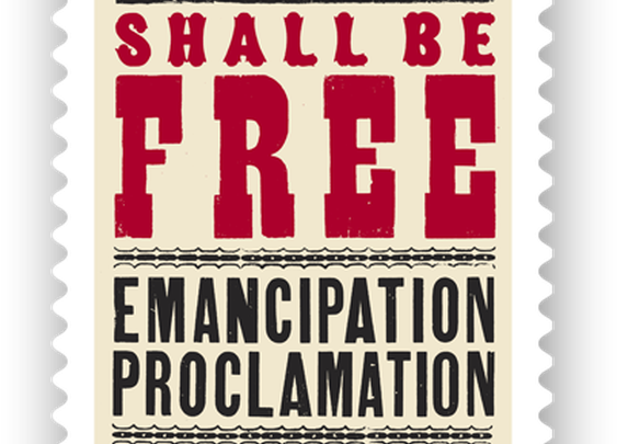 USPS - 2013 Emancipation Proclamation Stamp