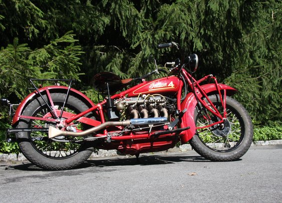 Classic 1930 Indian Four