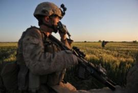 US Marine to Senator Feinstein: 'I Am Not Your Subject. I Am the Man Who Keeps You Free' |