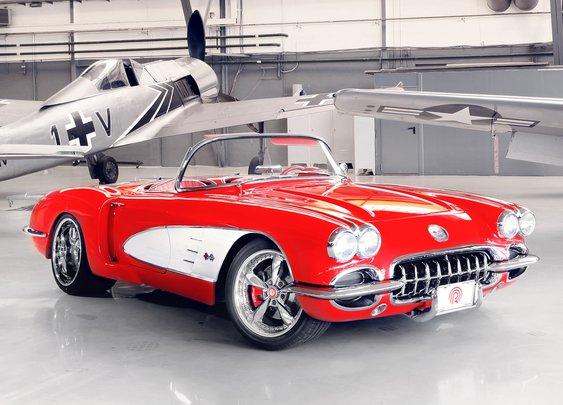 1959 Corvette Custom