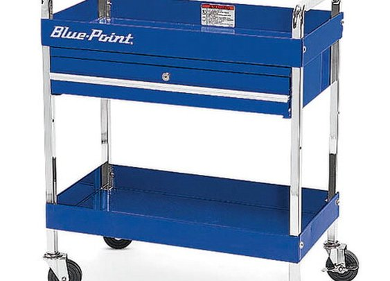 Blue-Point Rolling Tool Cart