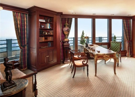 The Most Expensive Apartment In The U.S, 150 West 56th Street Penthouse NY, Market Value $100 Millions