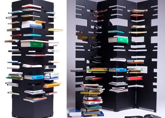 Bookshelf Tower | That Should Be Mine