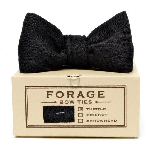 Forage - Black Bow Tie