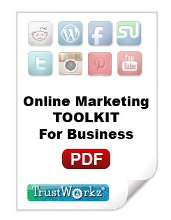 The Online Marketing Toolkit For Businesses | Trustworkz
