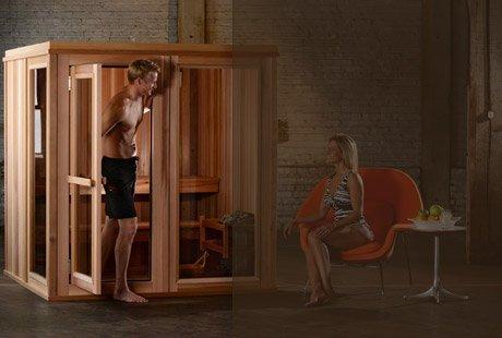 Cedar Saunas   Almost Heaven Saunas