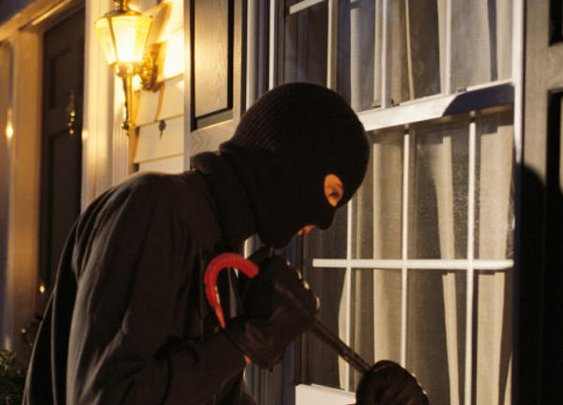 Cities with the most break-ins - Yahoo! Homes