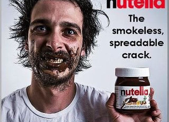 Friday Funny Weekend Power Nutella and Bacon
