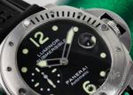 Panerai Luminor Submersible - PAM 24 M
