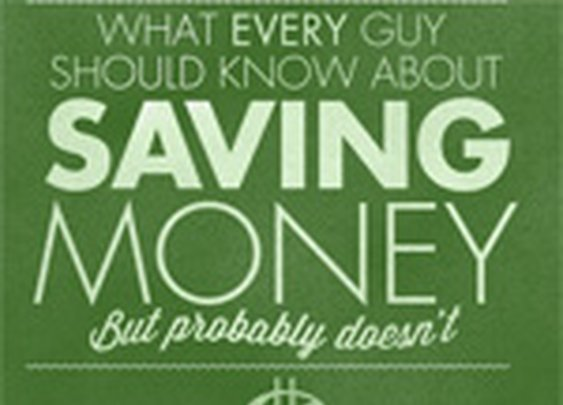 What Every Guy Should Know About Saving Money, But Probably Doesn't  | Primer