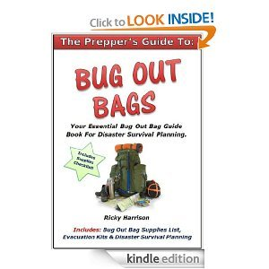 Free Kindle Book - The Prepper's Guide To: Bug Out Bags - Your Essential Bug Out Bag Guide Book For Disaster Survival Planning   Your Camping Expert