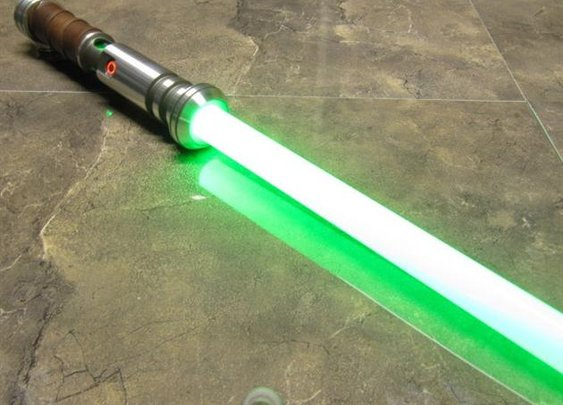 Get Your Duel on with Realistic Star Wars Lightsabers