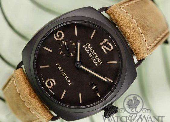 Panerai Radiomir Black Seal Composite - PAM 505