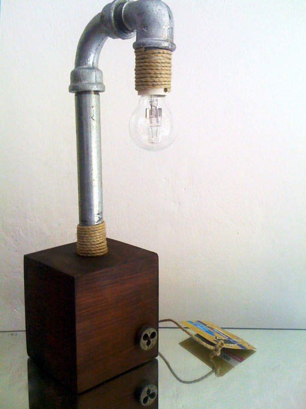 Plumber Light | Recyclart