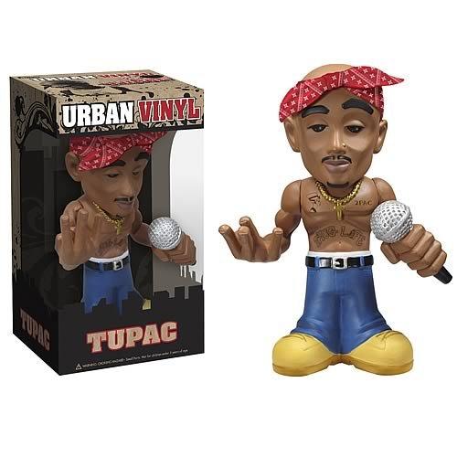 Tupac Shakur 6-Inch Urban Vinyl Figure