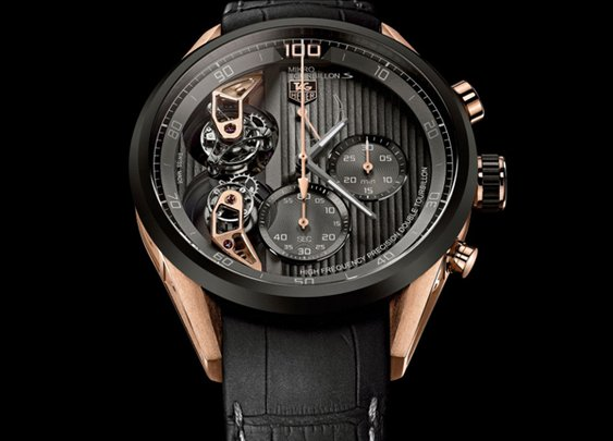 TAG Heuer MikrotourbillonS Watch
