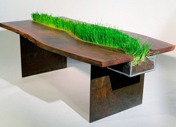 Planter Table from Emily Wettstein | That Should Be Mine