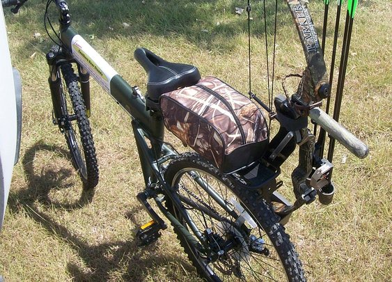 Extreme Hunting Bicycle