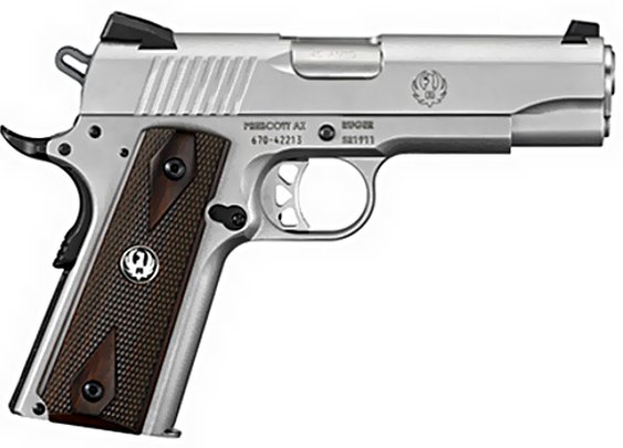 New Ruger .45