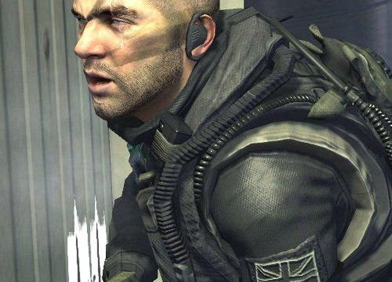 """John """"Soap"""" MacTavish Warhawk Hairstyle From Call Of Duty Games"""