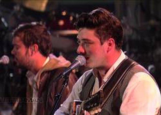 Mumford & Sons - Live On Letterman (Full Show) - YouTube