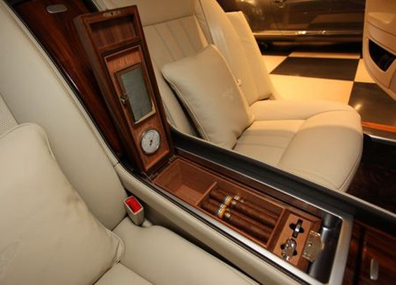 cigars in dash