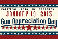 Welcome | Gun Appreciation Day | January 19, 2013