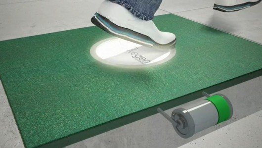 Pavegen kinetic energy tiles seek crowd-funding for school installations