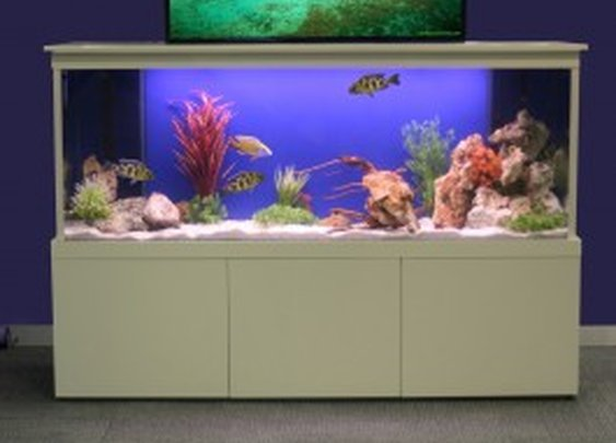 Fresh design concept: TV concealing aquarium  | Fresh Design Blog