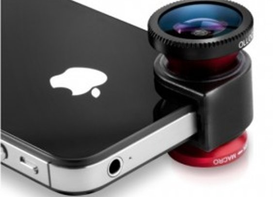 Olloclip Lens System for iPhone 5