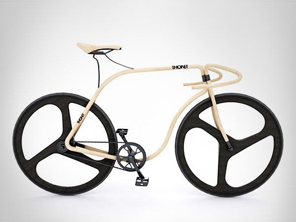 Thonet's Concept Bike | Andy Martin Studio