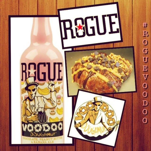 Voodoo Doughnut Chocolate, Peanut Butter & Banana Ale